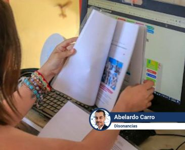 Columna-Opinión-Abelardo-Carro-Educación-Carpetas-Evidencias-Aprendizaje