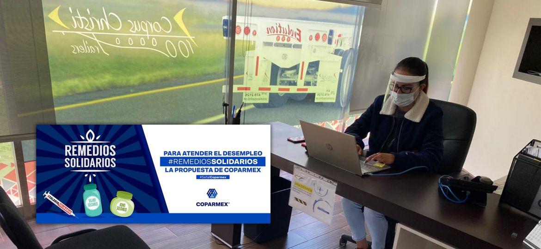 Coparmex-Tlaxcala-Remedios-Solidarios-Covid-19-Tlaxcala-Economía
