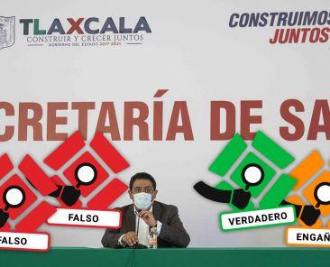 Verificación-Discurso-Fact-Checking-Falso-Verdadero-Engañoso-SESA-Tlaxcala-Salud-Secretaria-Fallecidos-Datos-Covid-19-Coronavirus