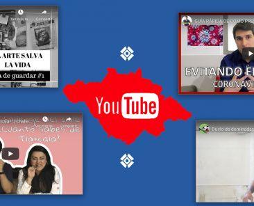 YouTube-YouTubers-Tlaxcaltecas-Tlaxcala-Talento-Literatura-Ciencia-Tecnología-Covid-Socidad-Tlaxca-Futbol-Deportes-Canal