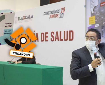 Ivermectina-Ficciones-Informativas-Engañoso-SESA-OMS-OPD-Secretaría-Salud-René-Flores-Lima