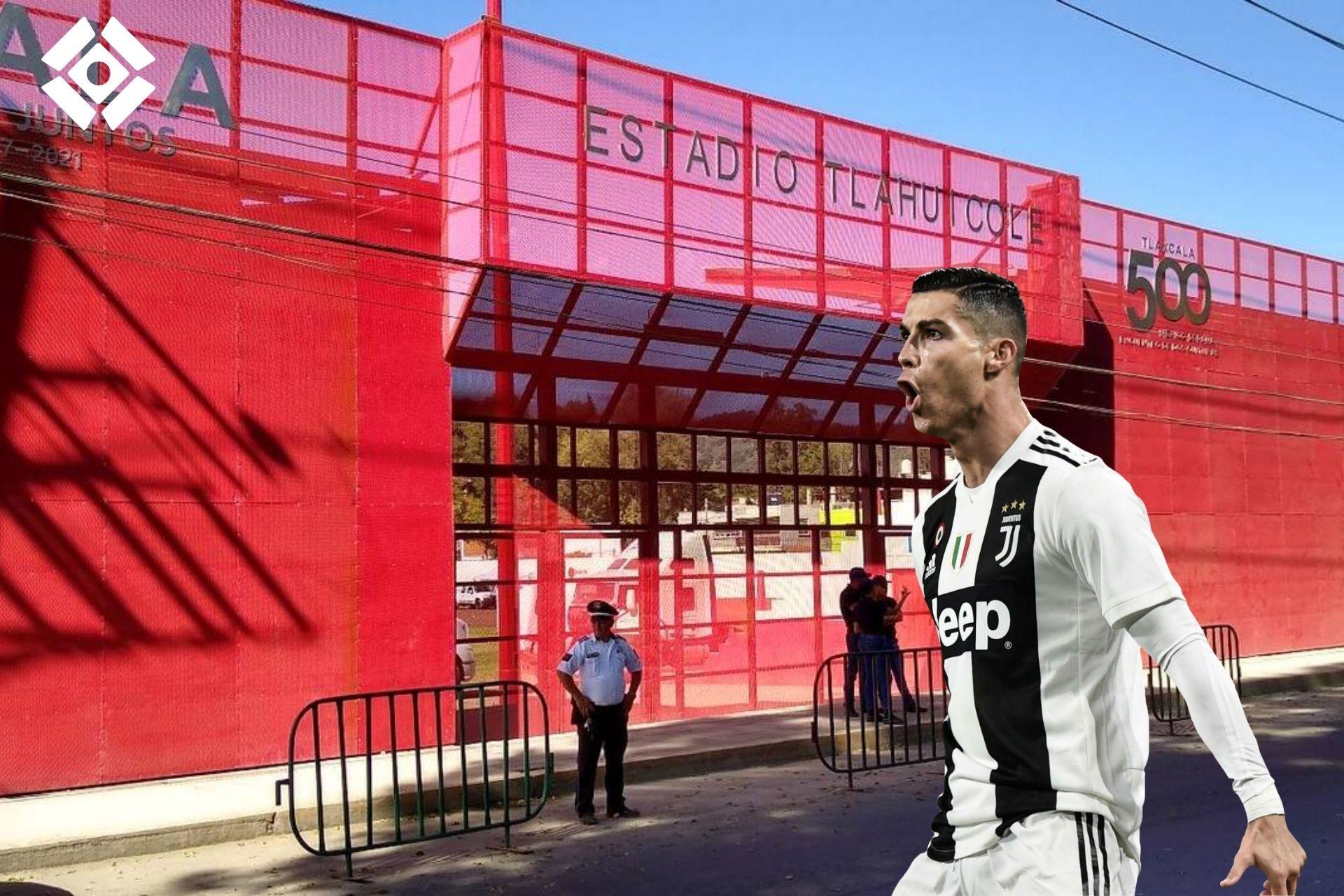 Tlaxcala y Cristiano Ronaldo-Deportes-Coyotes