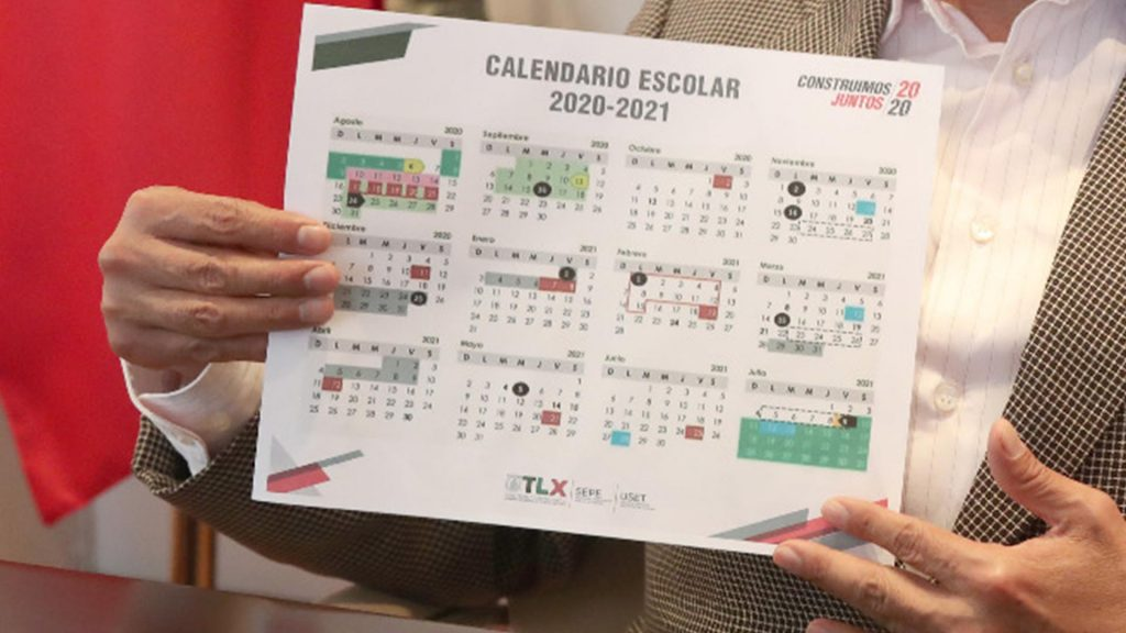 Ya hay calendario para el Ciclo Escolar 2020 2021; aquí los detalles