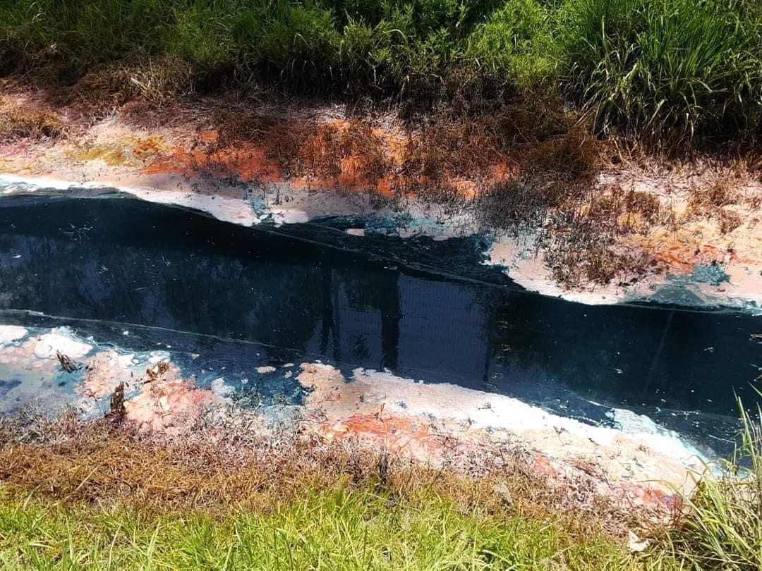 contaminacíon-Procesos Biointegrales-Papalotla-Tlaxcala-Contaminación-Agua-Industrial