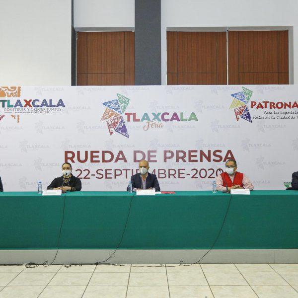 Feria de Tlaxcala 2020-Covid-19-coronavirus