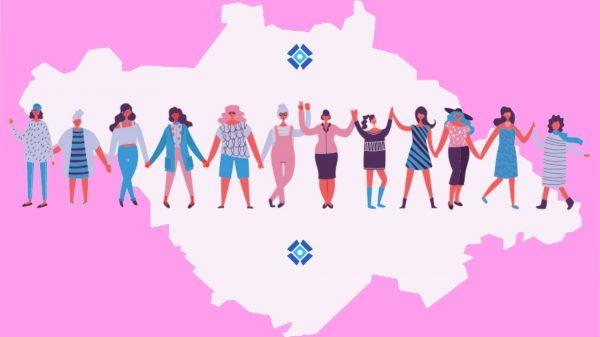 #DistanciaSeguraySinViolencias, Tlaxcala, Colectivo Mujer y Utopía