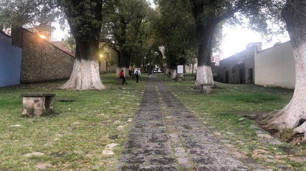 UNESCO-Patrimonio Cultural-Artesanos-Calzada San Francisco