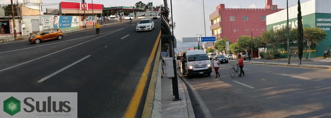 Movilidad-Sulus-Conflicto vial-Políticas públicas