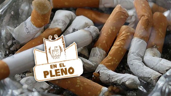 Colillas-Tlaxcala-Cigarro-Contaminación-Congreso del Estado-Parlamento Juvenil