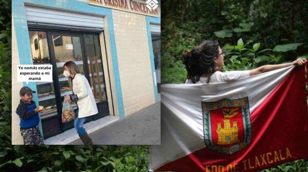 Dulce Silva-Scarlett Orea-Tlaxcala-redes-redes sociales-Zacatelco-Chiautempan