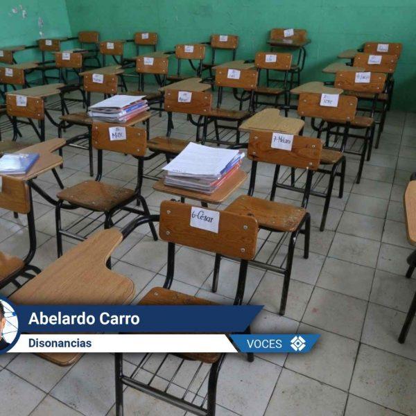 Educación-Covid-19-Coronavirus-Regreso a clases-Abelardo Carro