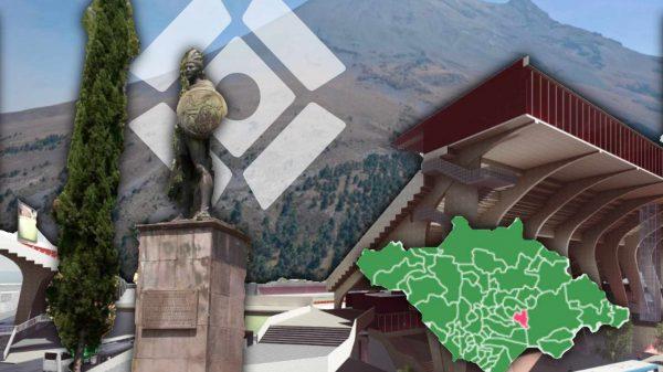 La Malinche-Tlaxcala-Estadio Tlahuicole-Parque Xicohténcatl-Plaga-Gusano descortezador-Heno Motita