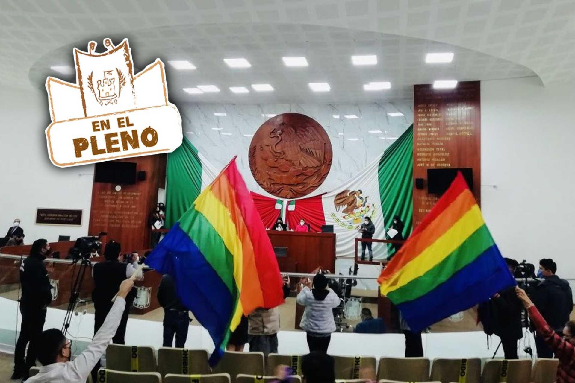 matrimonio- LGBTTTIQ-Estado 22-Tlaxcala-Matrimonio Igualitario-Aprobación-Congreso local