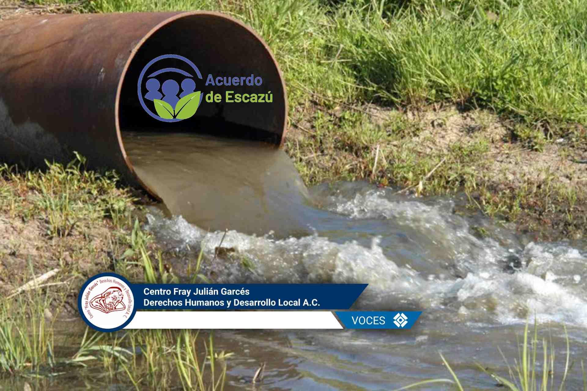 agua-Tlaxcala-centro fray julián garcés-derechos humanos