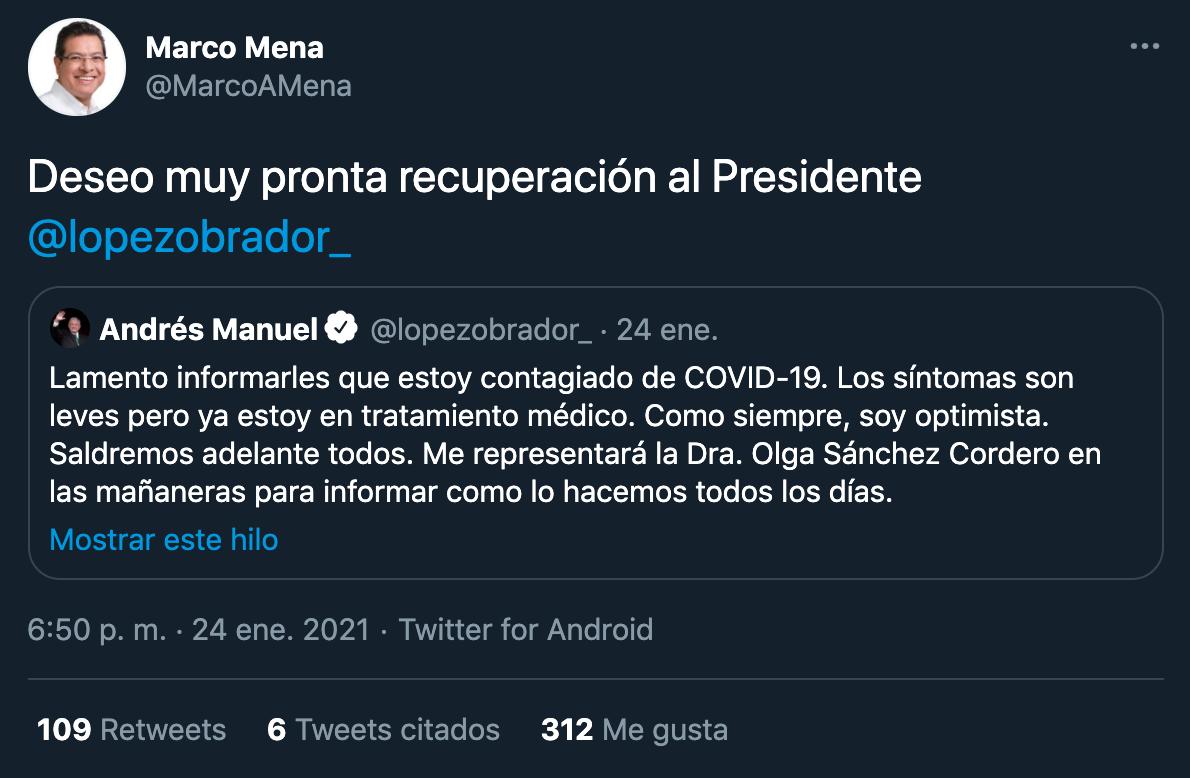lista-Marco A Mena-AMLO-Covid-19-Coronavirus