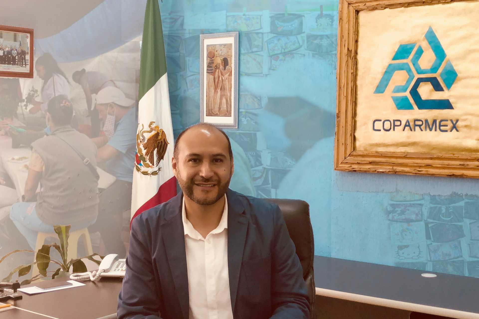 Coparmex-Tlaxcala-Medidas-Covid-19-Coronavirus-Segunda ola-Comercio formal-Comercio informal