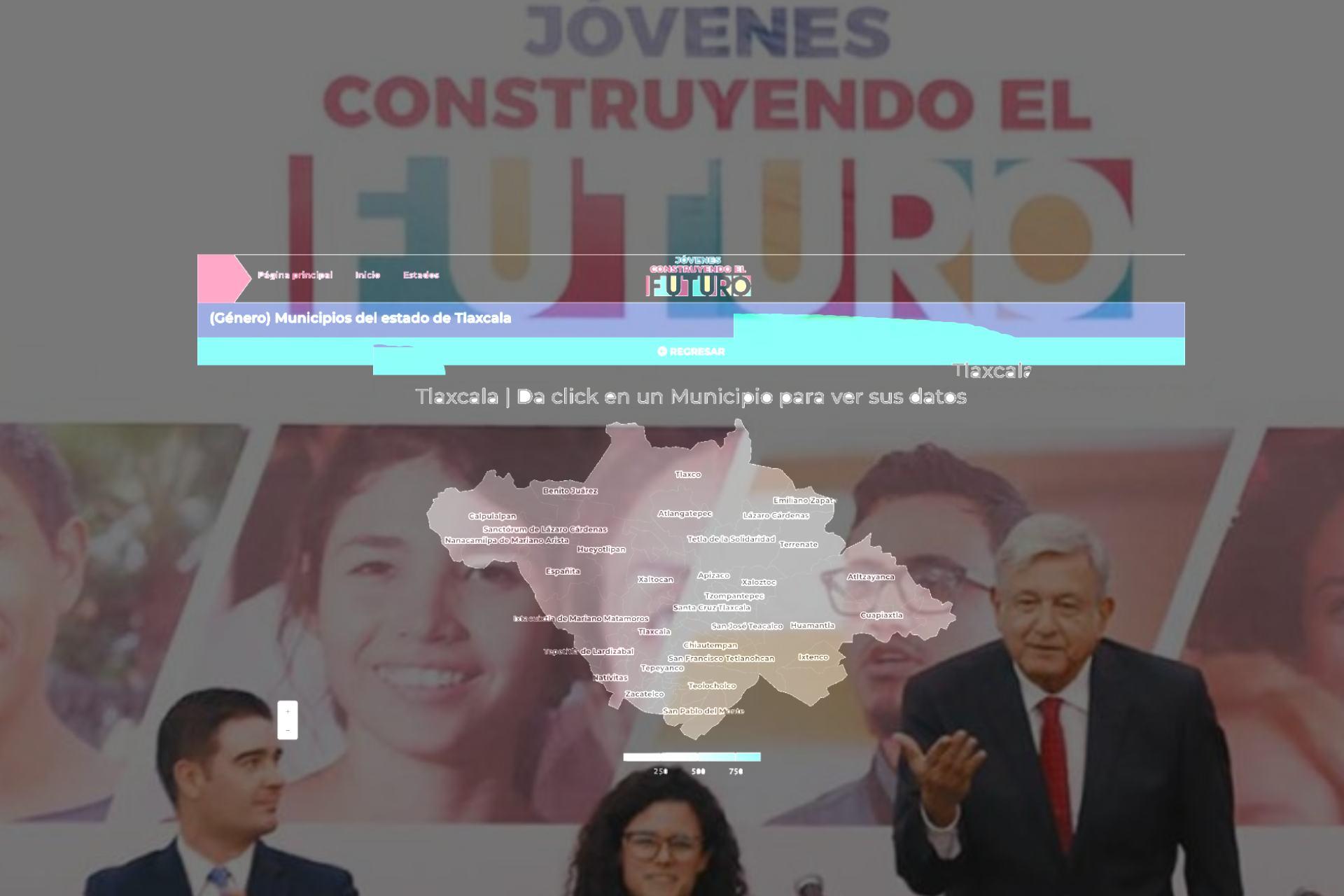 jóvenes-jóvenes construyendo el futuro-Tlaxcala-JCF-Secretaria del Trabajo