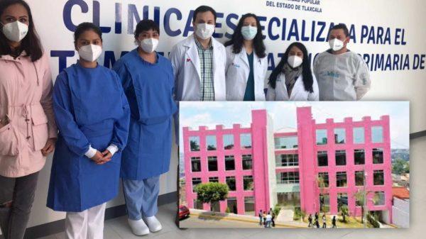 Clínica-Atención Especializada Covid-19-Tlaxcala-Coronavirus-Doctor Iván Bazan
