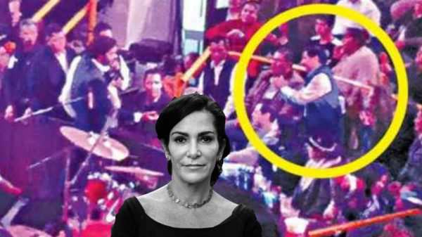 Lydia Cacho-Mario Marin-Pablo Montero-Memoria-Feria de Tlaxcala