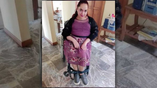 Lupita-persona con discapacidad-Covid-19-Coronavirus-Tlaxcala-Apizaco