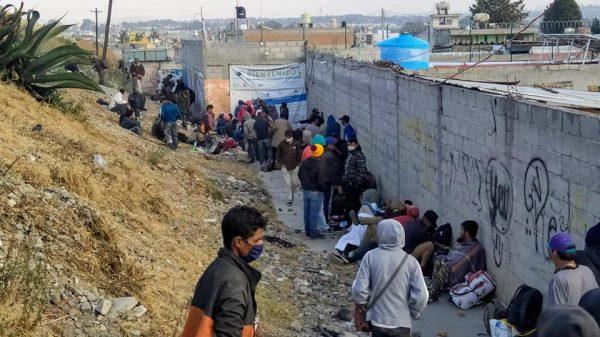migrantes-Tlaxcala-Apizaco-Albergue La Sagrada Familia-Récord histórico