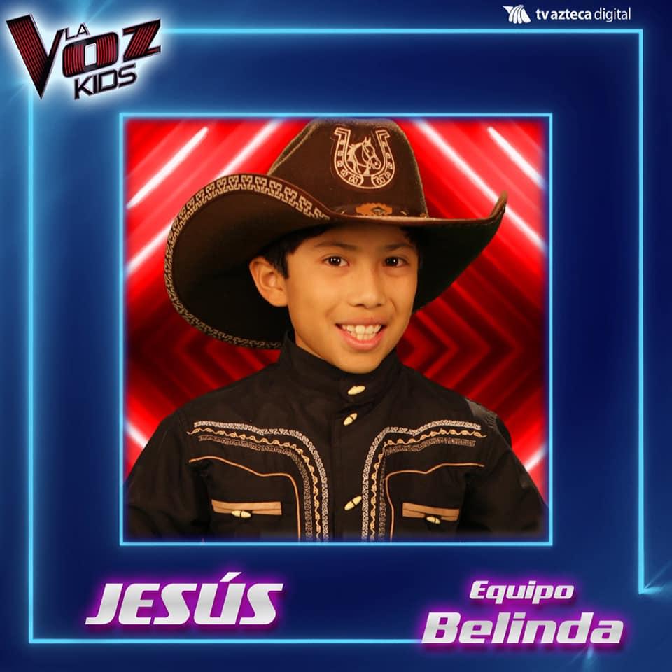 El Jilguerillo de Tlaxcala conquistó corazones en La Voz Kids, ayer