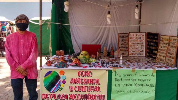 José Luis-Carmona-Parque Xicohténcatl-Tlaxcala-Cultura-Artesanías