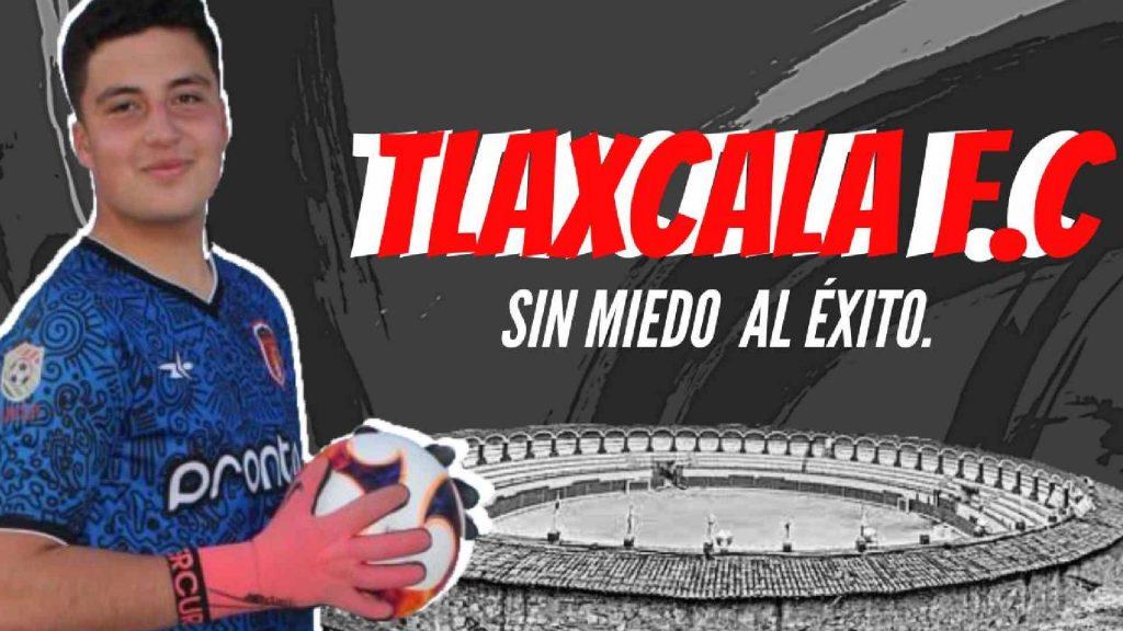 Tlaxcala F.C.-Futbol-Deportes-Liga premier-cuarta división-tercera división