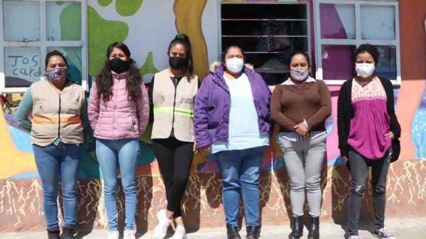 migración-mujeres-Albergue La Sagrada Familia