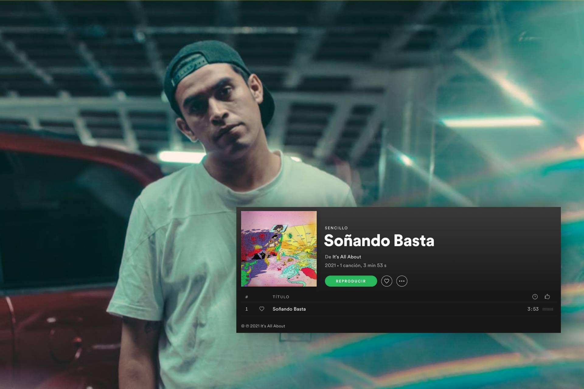 soñando basta-pony records-its all about-Tlaxcala-Música