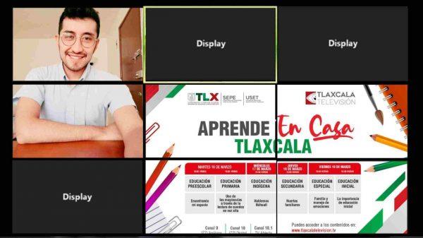 Educación-Tlaxcala-Aprende en Casa-SEP-Covid-19-Coronavirus