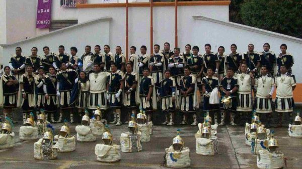 Alabarderos-Tlaxcala-Chiautempan-Tradiciones-Cultura-Semana Santa-Cuaresma