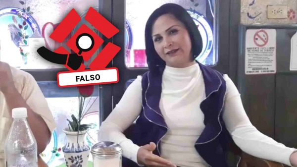 verificaciones-fact-checking-falso-liliana becerril-elecciones 2021-gobernadora-PES-Insuficiencia renal
