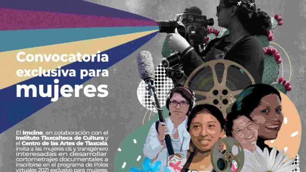 mujer-IMCINE-polos audiovisuales-polos virtuales-polos exclusivo para mujeres