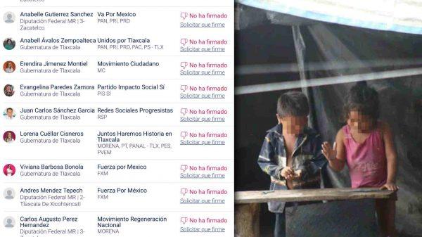 Pacto por la Primera Infancia-Elecciones 2021-Tlaxcala