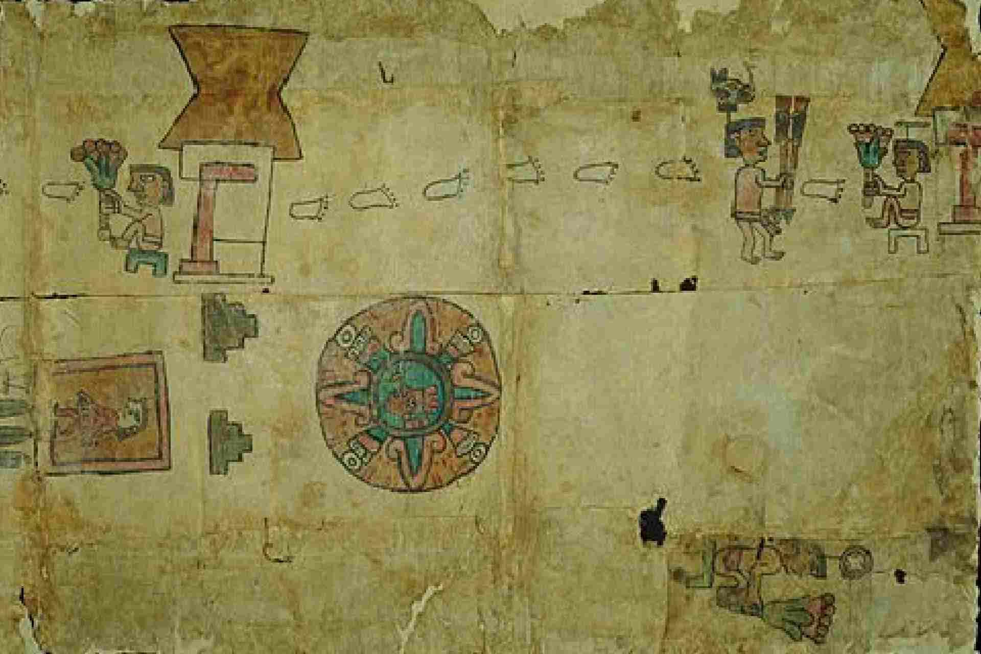 Códice de Huamantla-Tlaxcala-Historia-Otomí