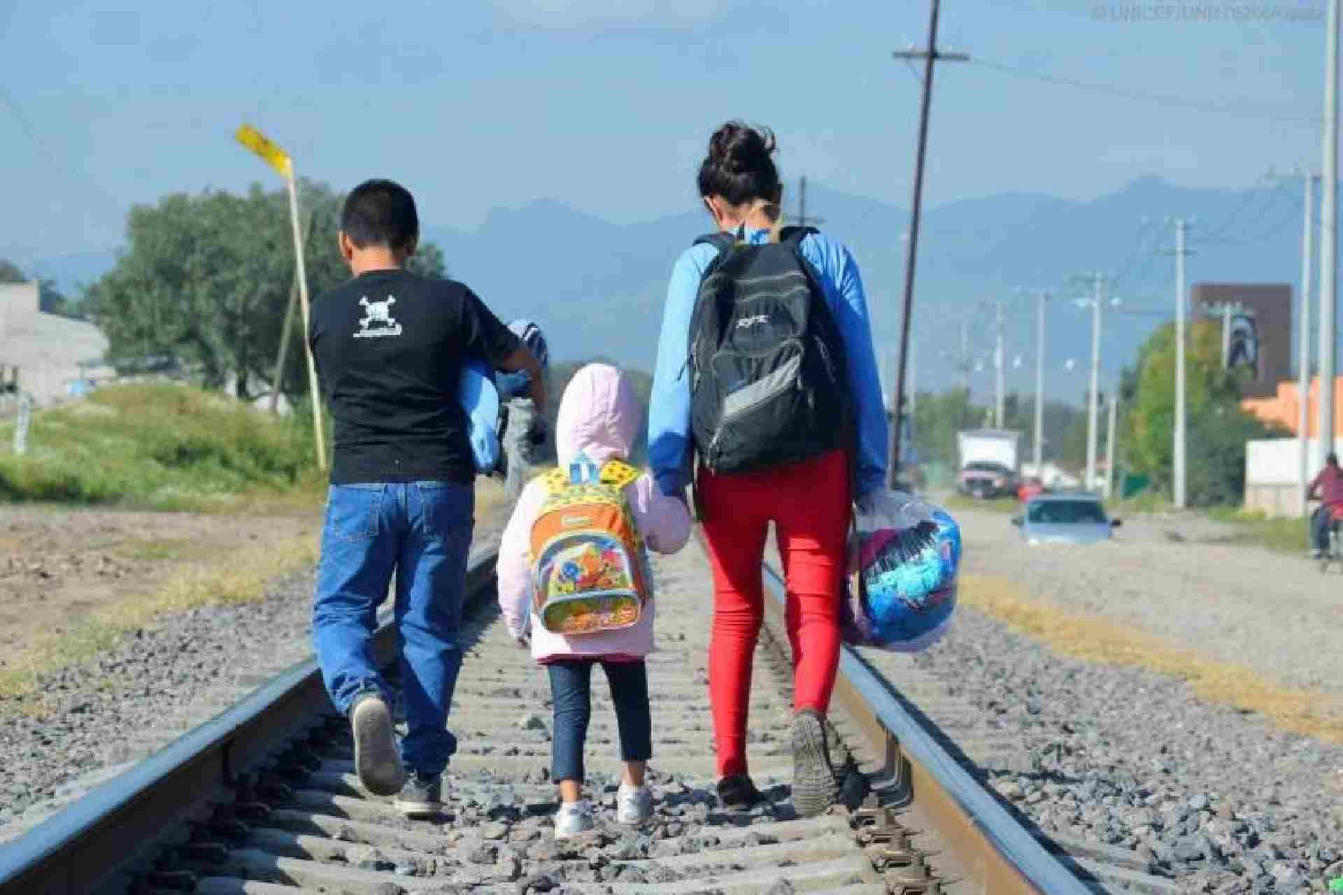 migrantes-niñas-niños-adolescentes-La Sagrada Familia-Apizaco-Albergue