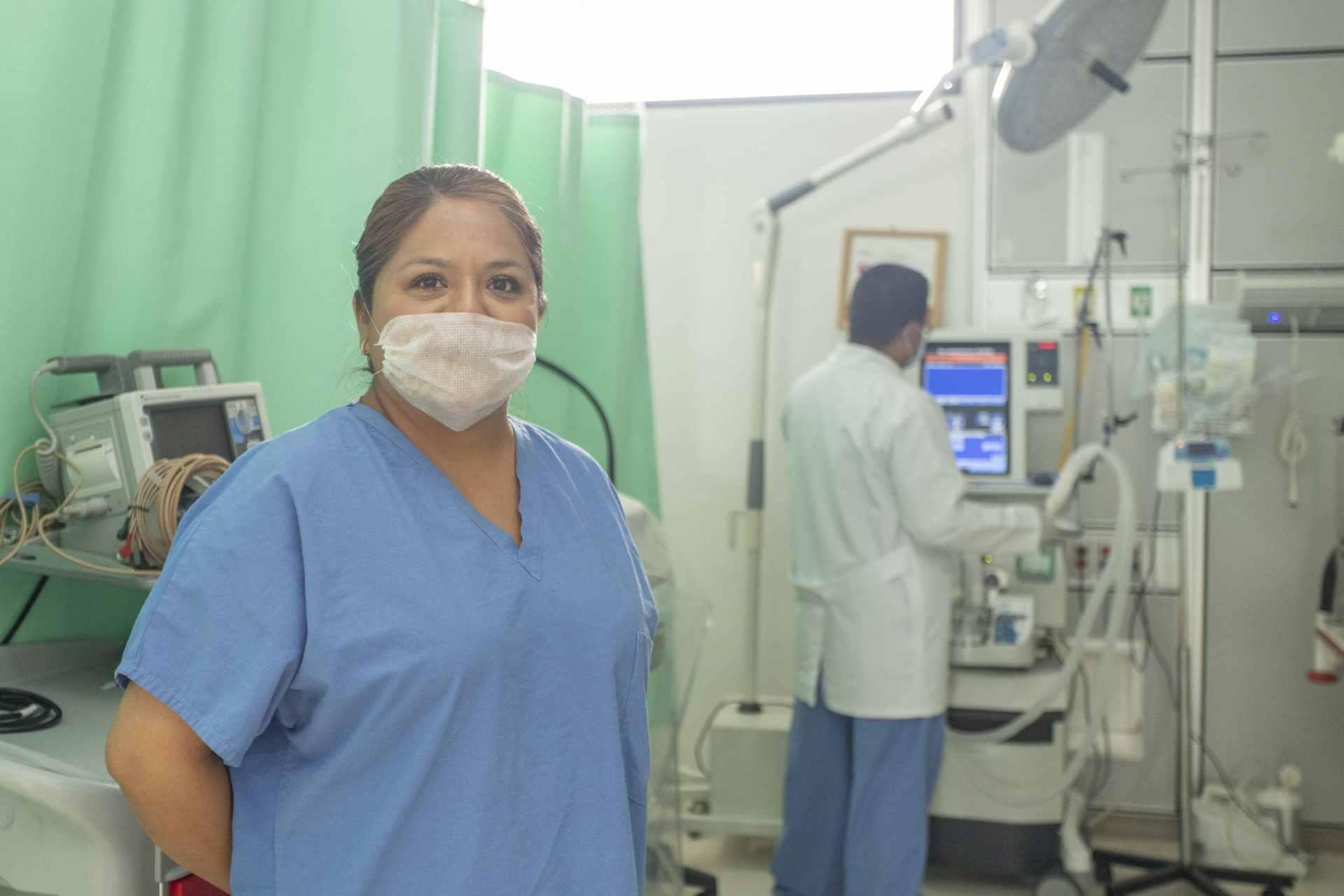 SESA Tlaxcala-Enfermería-Secretaria de salud