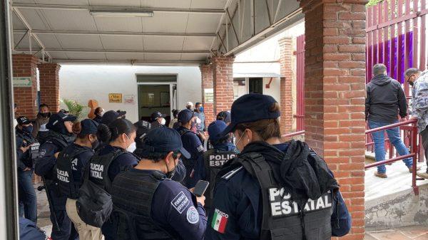 CEDH-Tlaxcala-Comisión Estatal de Derechos Humanos-Fernando Bernal Salazar- Victor Manuel Cid del Prado