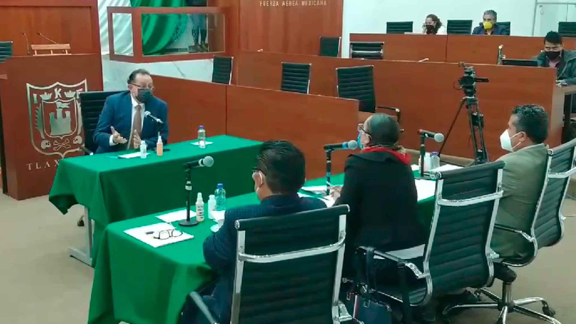 CEDHT-CEDH-Comisión Estatal de Derechos Humanos Tlaxcala-Victor Manuel Cid del Prado-Imposición-Releeción-Congreso del Estado
