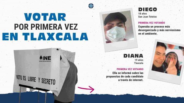 Primera vez-Votar-Electores-Tlaxcala-Juventudes-Nuevos votantes