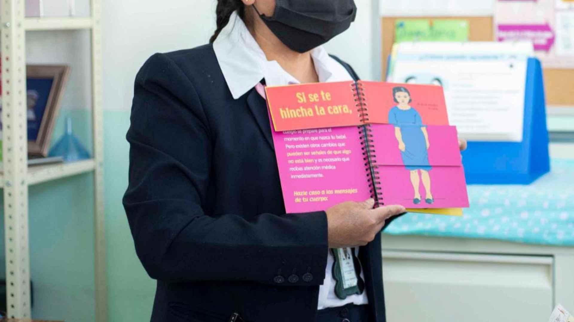 cartilla-derechos sexuales y reproductivos-personas con discapacidad-SESA Tlaxcala