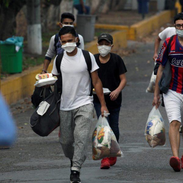 Migrantes-Honduras-Mexico-Covid19 -Tlaxcala-migración