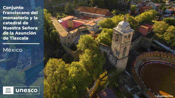 UNESCO-San Francisco-Conjunto conventual franciscano-Patrimonio Mundial