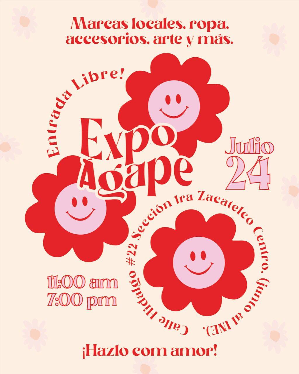 Negocios-Expo Agape-Tlaxcala