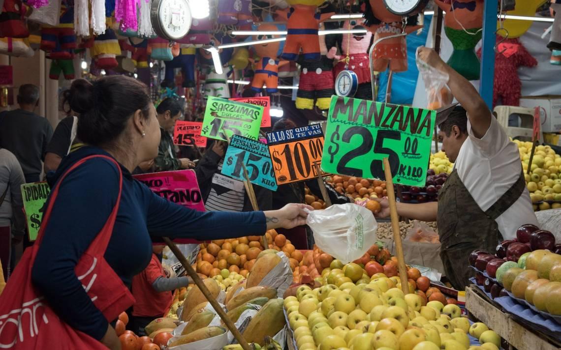 canasta básica-inflación-precios-consumo mercados cdmx cuartoscuro