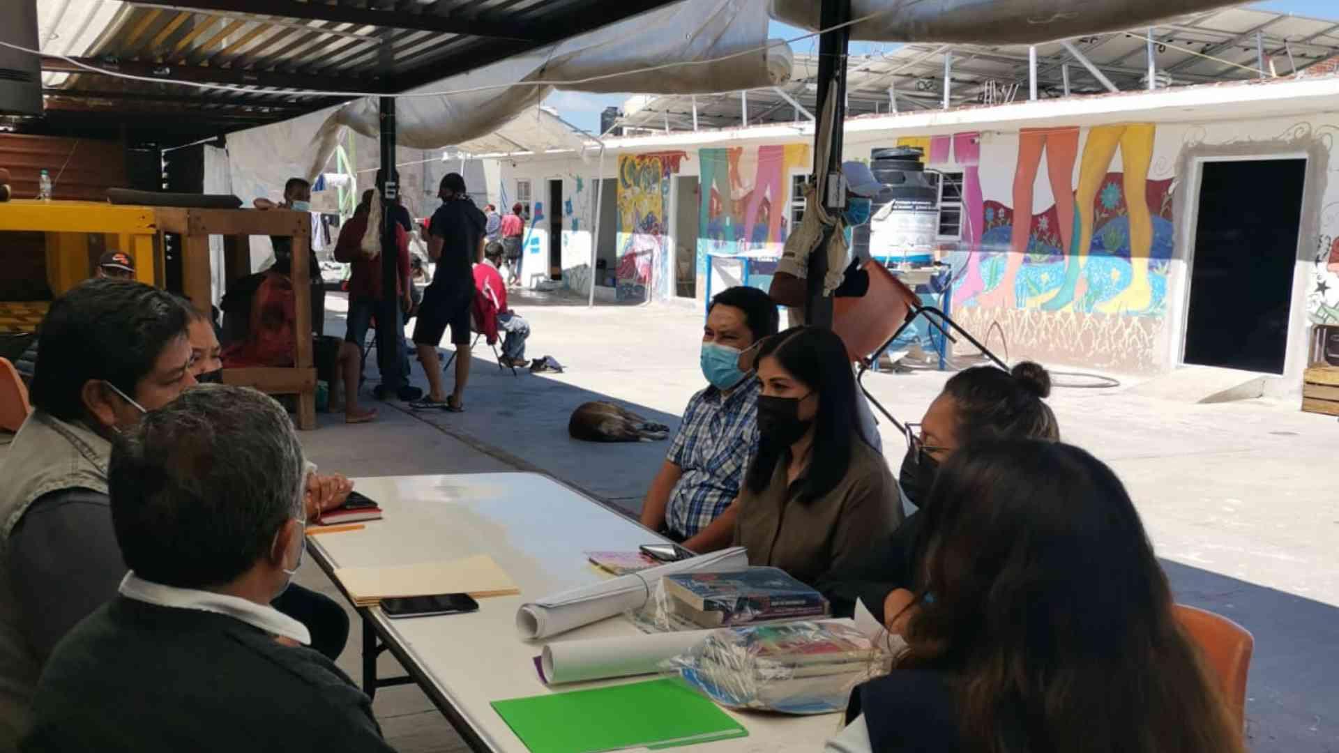 migrantes-agenda-protección-CEDH-Tlaxcala