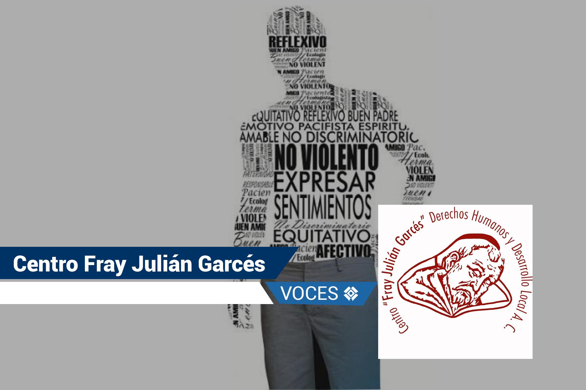 hombres-Violencia contra la mujer-Centro Fray Julián Garcés-Derechos Humanos-Desarrollo Local