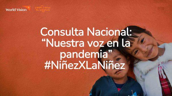 Niñez-Tlaxcala-Consulta Nacional-World Vision Mexico