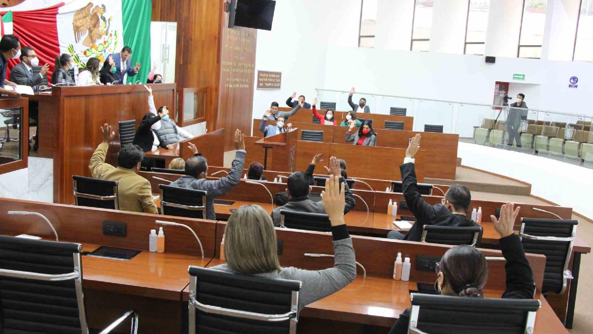 Congreso-Programa legislativo-diputadas-diputados-Tlaxcala
